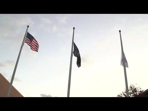 Veterans Day Formation Run
