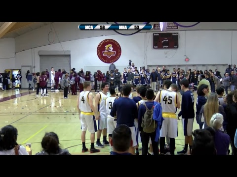 Southwestern Adventist University Mile High Vs. Macedonia (MHA Vs. MCA)