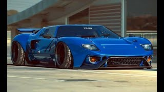 FORD GT --- The Track-focused Supercar!!!