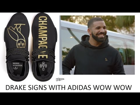 DRAKE LEAVING JORDAN BRAND TO SIGN WITH ADIDAS WOW