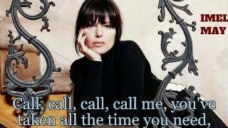 "CALL ME Imelda May NEW 2017 Special Video LYRICS ""Live Session Version"" HD"