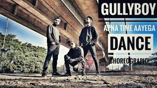 Aapna time aayega | Gully Boy | Dance choreography | Timelapse | Ranveer Singh & Alia Bhatt | DIVINE