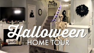HALLOWEEN HOME TOUR 2018 | CHIC ON THE CHEAP