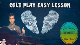 How To Play Magic ColdPlay | Easy Guitar Tutorial | Chords And Tab Mp3