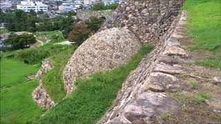 170901鳥取城の巻石垣 鳥取城 検索動画 30