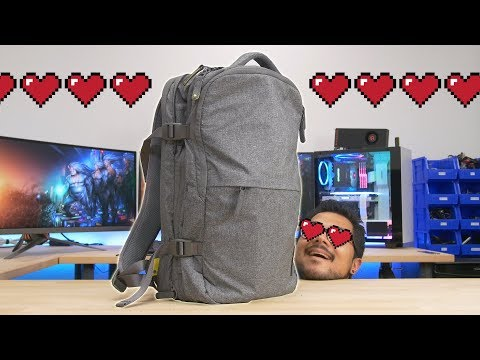 Was this $150 backpack worth it?