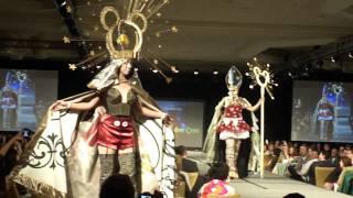 """Magic Kingdom Come"": IIDA New England Fashion Show 2011 Entry by Bergmeyer Associates, Inc."