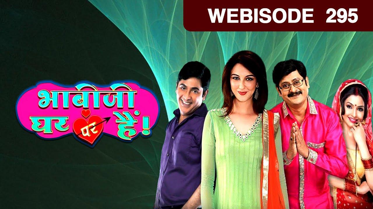 Download Bhabi Ji Ghar Par Hain - Hindi Serial - Episode 295 - April 15, 2016 - And Tv Show - Webisode
