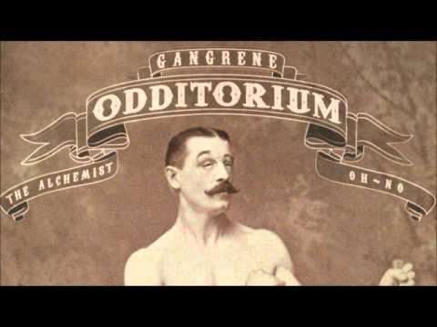 gangrene odditorium ep