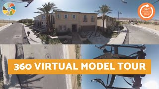360 Virtual Model Tour: Click or Swipe for the 360 Experience