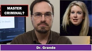 Elizabeth Holmes Case | Personality & Theranos Fraud