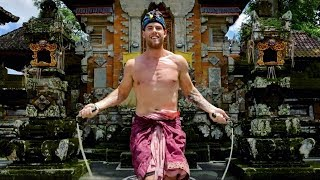 Jumping Rope In Bali