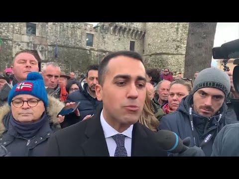 تصريحات لنائب رئيس الحكومة الإيطالية تغضب فرنسا  - نشر قبل 12 دقيقة