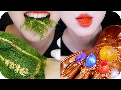 I want it, I eat it. WEIRD FOODS ASMR COMPILATION #3 🤣