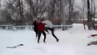 Дракой школьниц-танцовщиц займётся СКР. Real Video