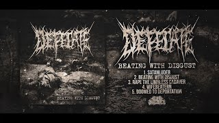 DEFECATE - BEATING WITH DISGUST [OFFICIAL EP STREAM] (2020) SW EXCLUSIVE