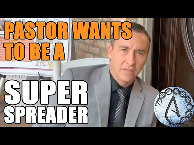 Pastor Tony Spell WANTS To Be A Super Spreader