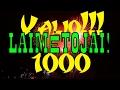 1000 Sub prizų laimėtojai!