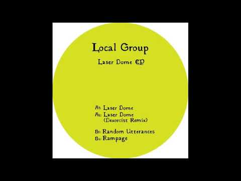 Local Group - Laser Dome