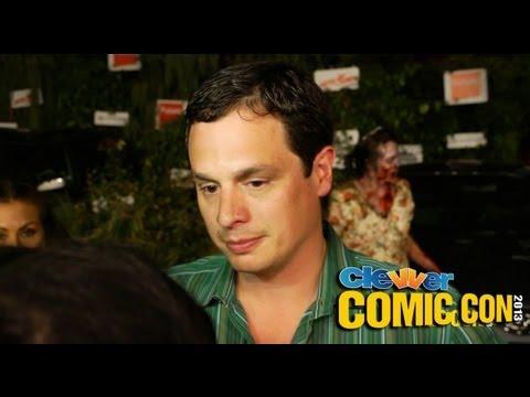 Dave Alpert The Walking Dead Season 4 Spoilers at Comic Con 2013!