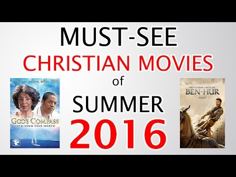 5 Mustsee Christian Movies of Summer 2016