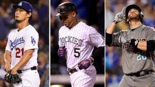 MLB: Top 10 Free Agents Of 2017-18