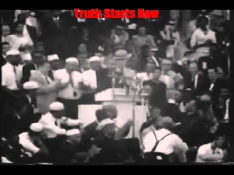 Martin Luther King Vs The New Black Panther Party