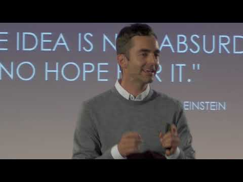 TEDx Talks: Spiking the punch: Taking sports to new hights   Martin Kaswurm   TEDxMCInnsbruck