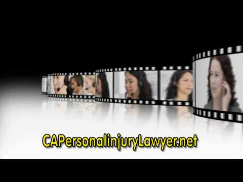 CA Personal Injury Lawyer