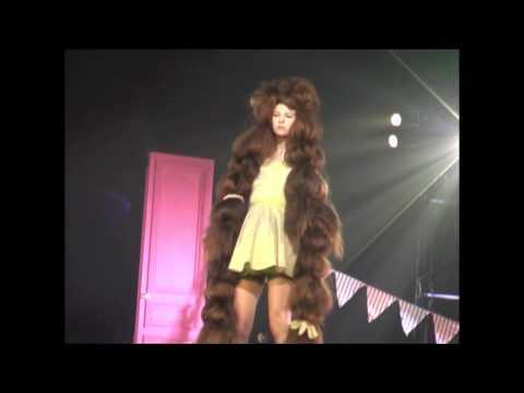 Vancouncil Hair collection 2010 Yokohama Arena   - VC creativeteam