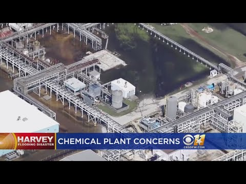 More Fires At Flood-Hit Crosby Chemical Plant Expected