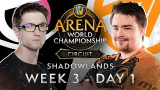 AWC SL Circuit | Week 3 Day 1 Full VOD