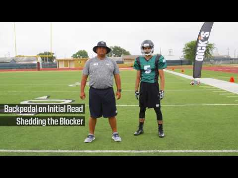 ProTips: Football: Defensive Back Tips: How to Provide Run Support