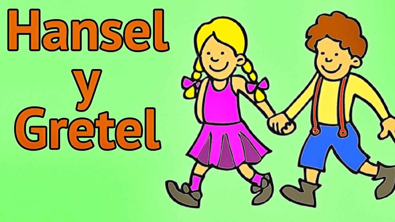 Hansel Y Gretel  Cuentos Infantiles Clásicos Para Niños