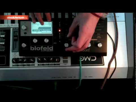 Absolute Music: Waldorf Blofeld Desktop Synth