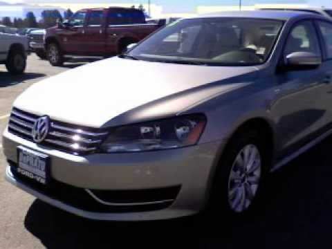 2013 Volkswagen Passat - Whitefish MT