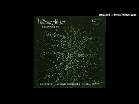 Download William Alwyn : Symphony No. 1 (1949)