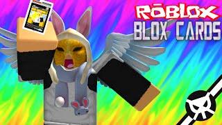 ¡Desembalaje 1200 tarjetas! - Tarjetas BLOX - Parte 2 [50 FPS] ROBLOX