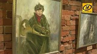 Выставка живописи Тамары Денисовой открылась в музее обороны Брестской крепости