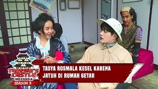 Download Video Tasya Rosmala Kesel Karena Jatuh di Rumah Getar - Takeshi's Castle (21/4) MP3 3GP MP4