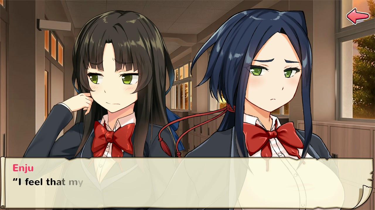 Moe! Ninja Girls   Juiced Out Enju   Part 4   MNG   Visual novel   Romance   Adventure   - Visual novel