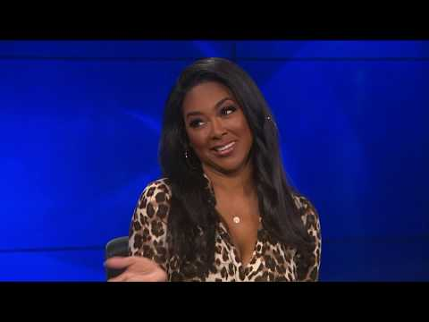 Kenya Moore Spills on her Surprise Wedding