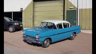 Real Road Test: 1959 Vauxhall Velox PA (poverty Cresta). Baby Chevrolet!