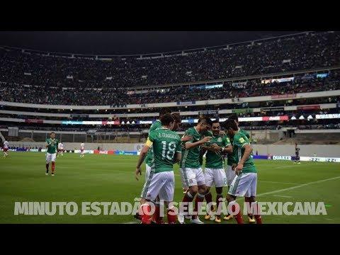 Minuto Estadão | Como virá o México para a Copa da Rússia em 2018