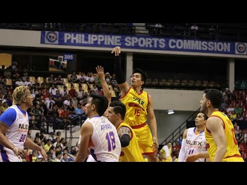Star vs. NLEX - Q3 | Philippine Cup 2015-2016
