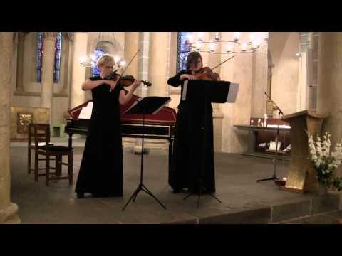 Passacaille Georg de Friedrich Haendel par l'ensemble Saint-Stanislas de Cracovie