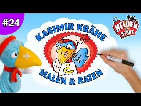 Die Helden der Stadt – EP24 Die Malen & Rate Show mit Kasimir Krähe