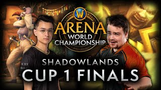 AWC Shadowlands Cup 1 | EU & NA FINALS | Full VOD