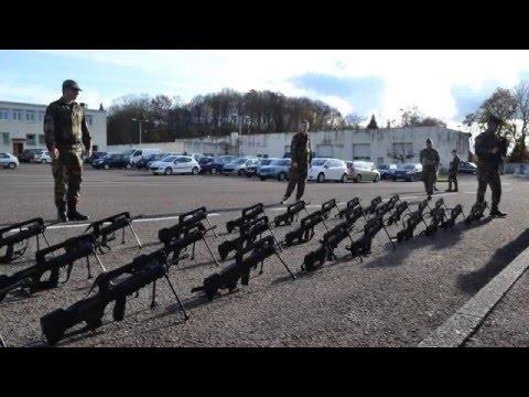 Download Youtube: Gendarmerie Nationale cérémonie école de Tulle - GAV - Stage 44/14 - 8ième Cie