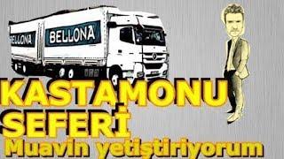 KASTAMONU SEFERİ / MUAVİN YETİŞTİRİYORUM